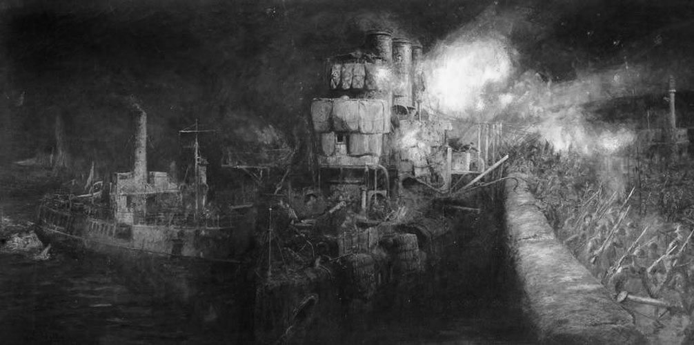 Royal-Marines-Battle-Honour-Zeebrugge-01