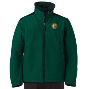 Coveted Green SoftShell Jacket